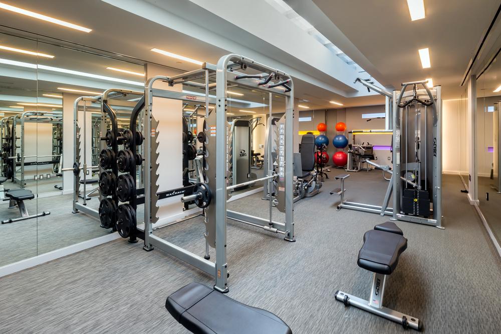 Icon health club gym dublin gyms dublin city centre