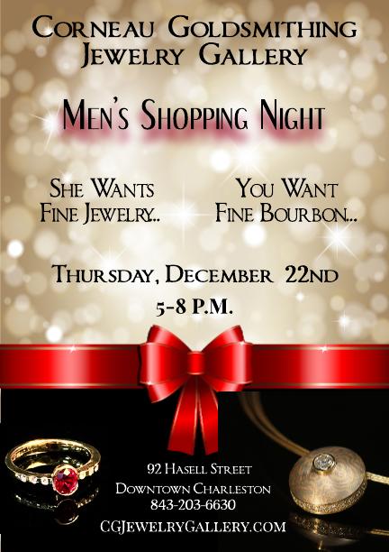 Mens Shopping Night