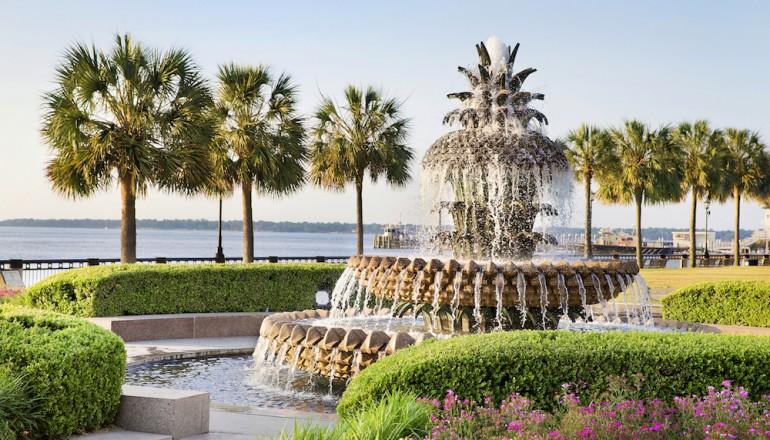 Charleston best city in the world
