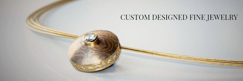 Custom Designed FIne Jewelry
