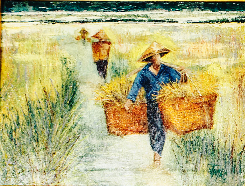 'Hanoi Harvest'