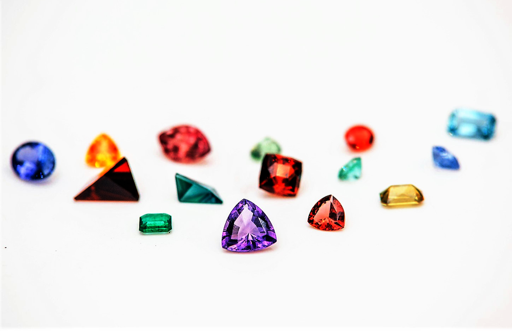 Rare Colorful Gemstones