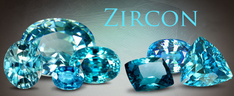 Zircon-gemstone