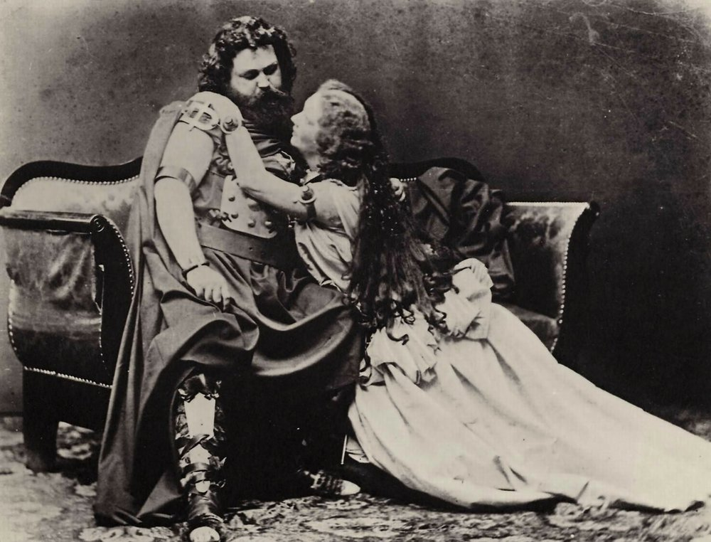 Wagner's Opera  Tristan Und Isolde  famously features a tritone in the opening sequence to signal the ill-fated character of Tristan