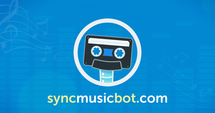 Sync Music Bot We've Added New Features