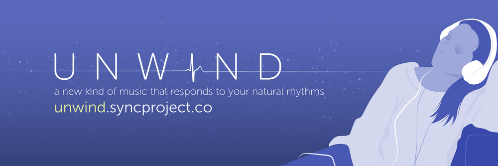 unwind ai personalized music designed to help you relax before sleep