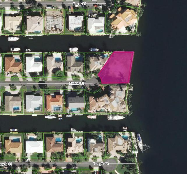 899 Enfield - Intracoastal Point Lot (Land) Bel Marra $2,500,000 Sold Price