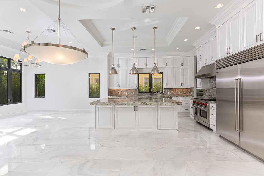 Gourmet Kitchen 2184 Acorn Palm Road - Royal Palm Yacht & Country Club