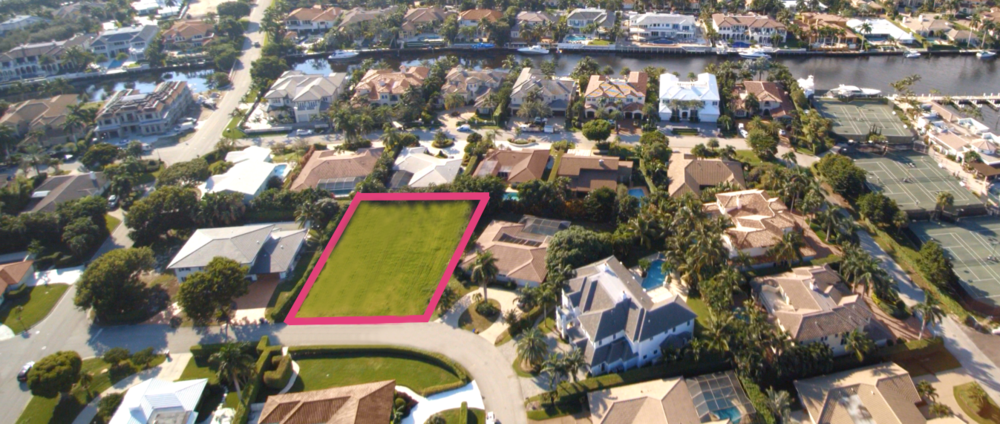 252 South Silver Palm Road Royal Palm Yacht & Country Club $1,200,000 Off-Market Sale, Sold Price