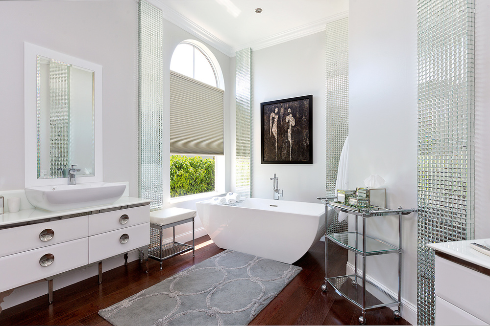 Master Bath - 2124 W. Maya Palm Drive - Royal Palm Yacht & Country Club