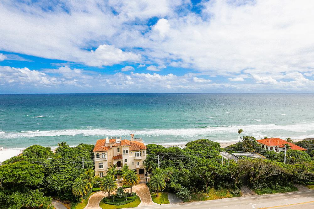 3740 S. Ocean #1406 Toscana, Highland Beach $1,725,000 Sold Price