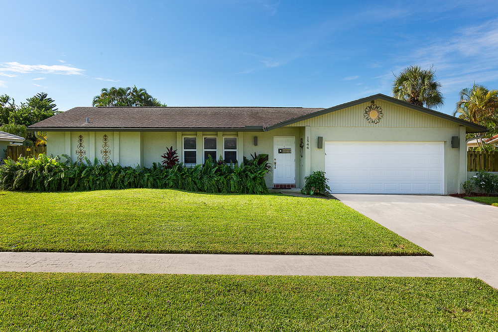 1544 SW 13th Place Palm Beach Farms $416,490 Sold Price