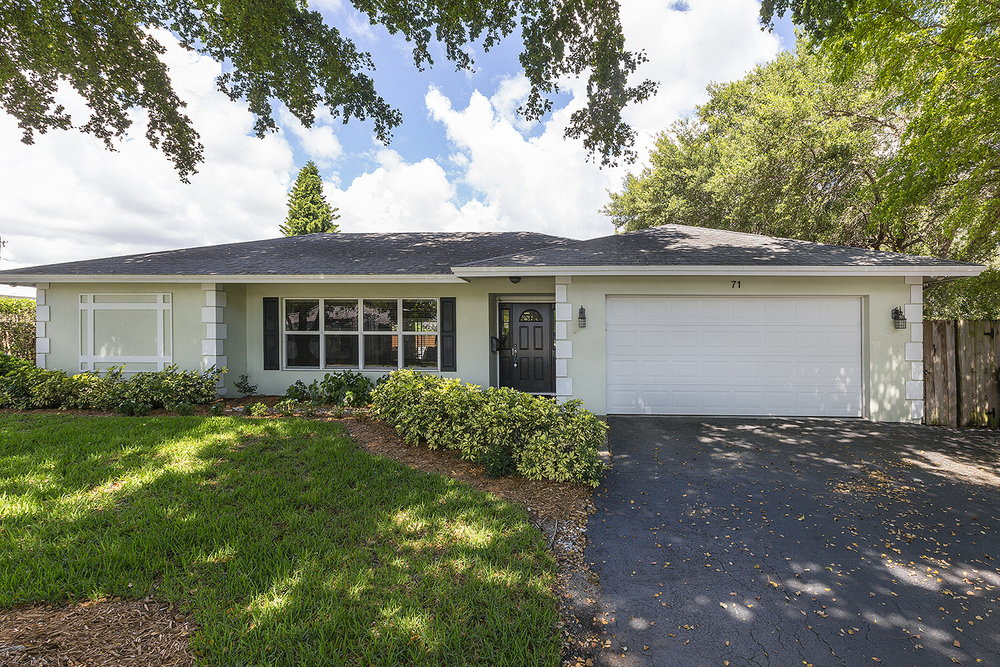 71 SW 11th Court Palmetto Park Terrace $395,000 Sold Price