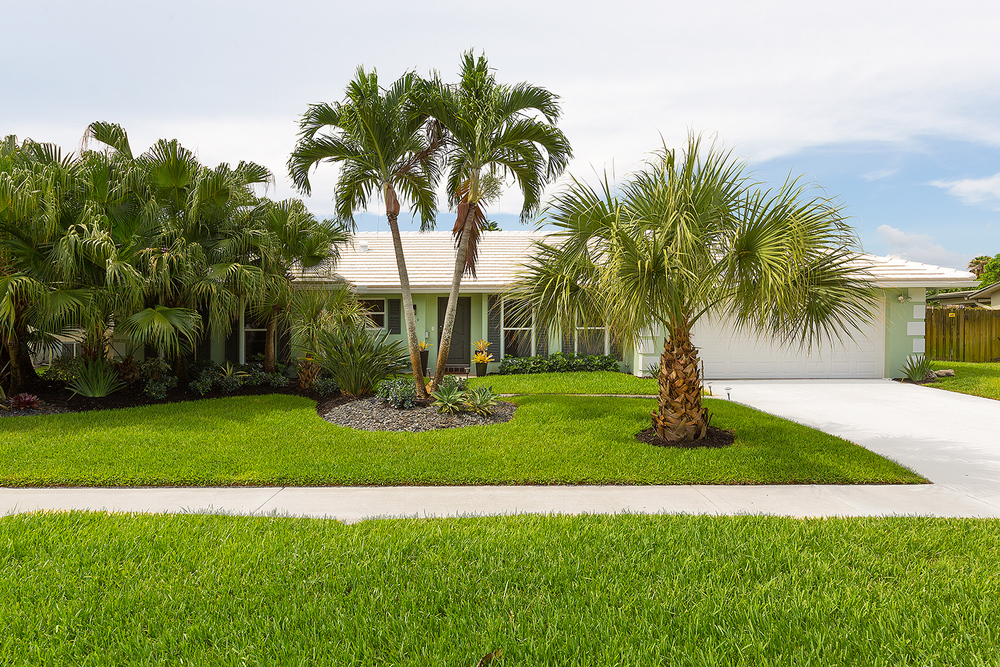 1520 SW 13th Place Palm Beach Farms $475,000 Sold Price