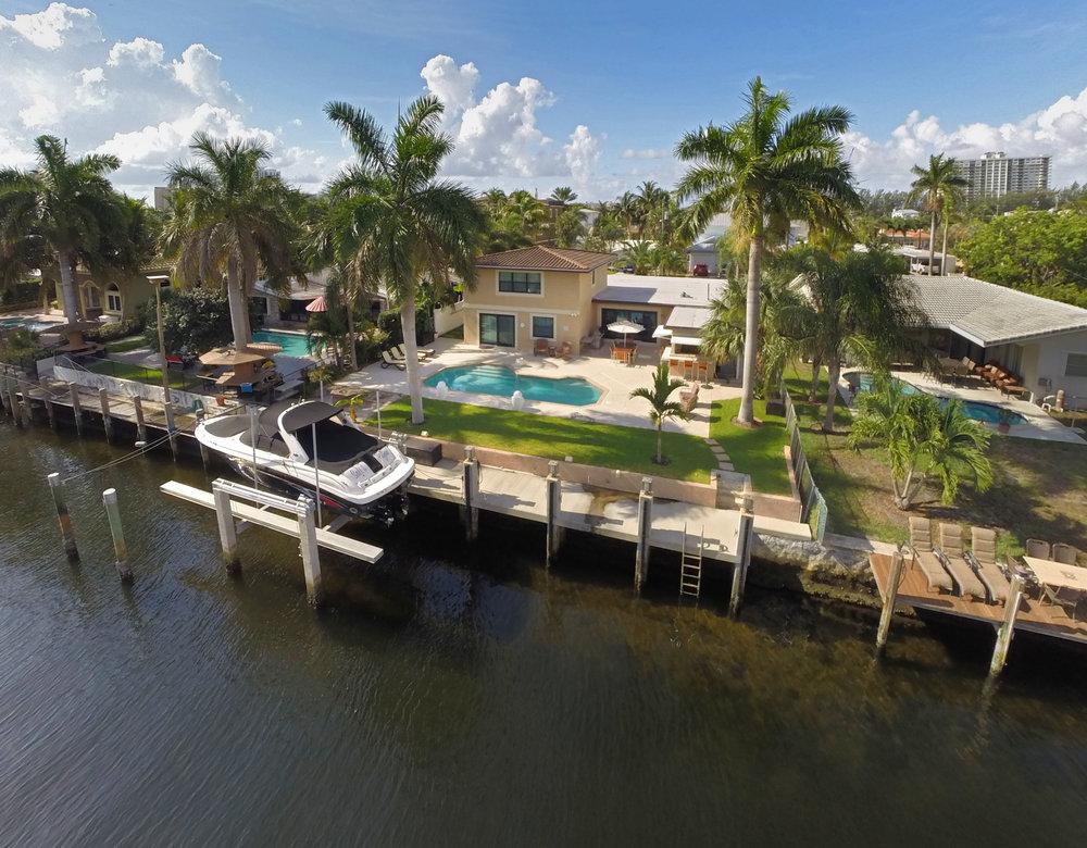 2537 S.E. 12th Pompano Beach $940,000 Sold Price
