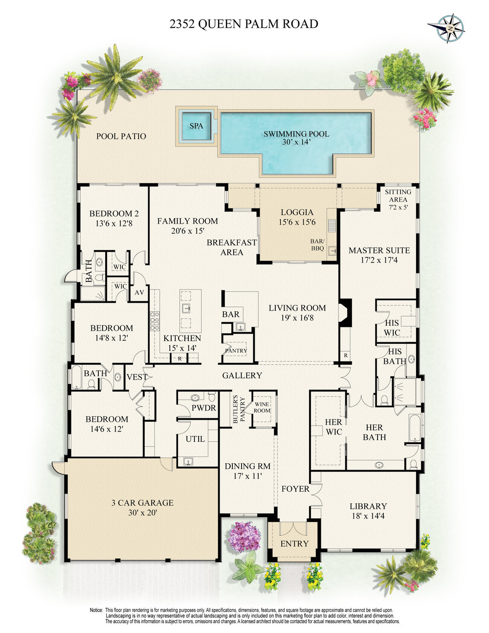 Floor Plan - 2352 QUEEN PALM RD color.jpg