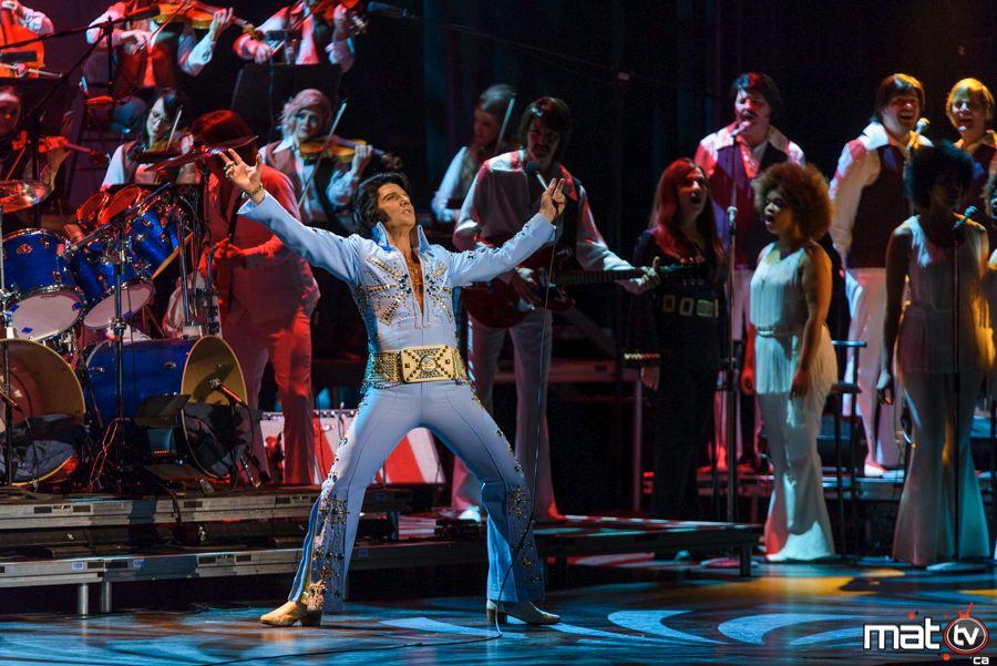 Elvis Experience au Théâtre St-Denis pour MatTv.ca  http://www.mattv.ca/elvis-experience-au-theatre-st-denis/
