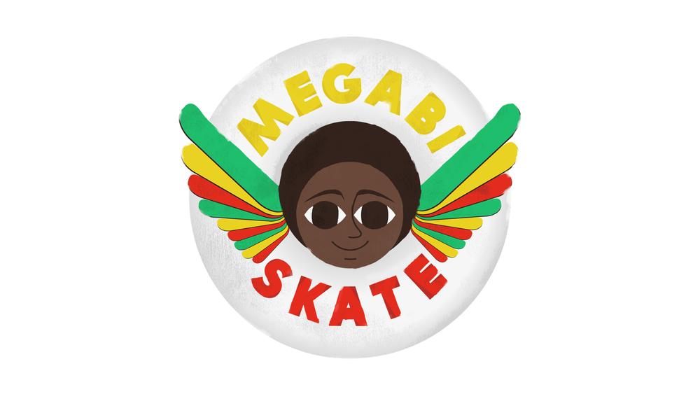 Megabi Skate Rebrand