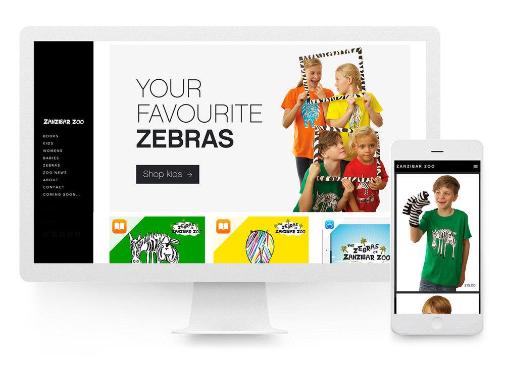 Zanzibar Zoo website