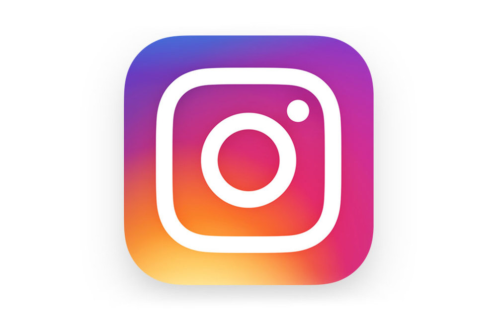 Instagram Launches New Logo White Triangle