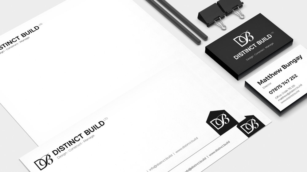 Distinct Build - BRAND • PRINT • DIGITAL