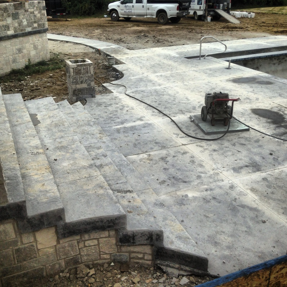 CONCRETE POOL SPECIALISTS