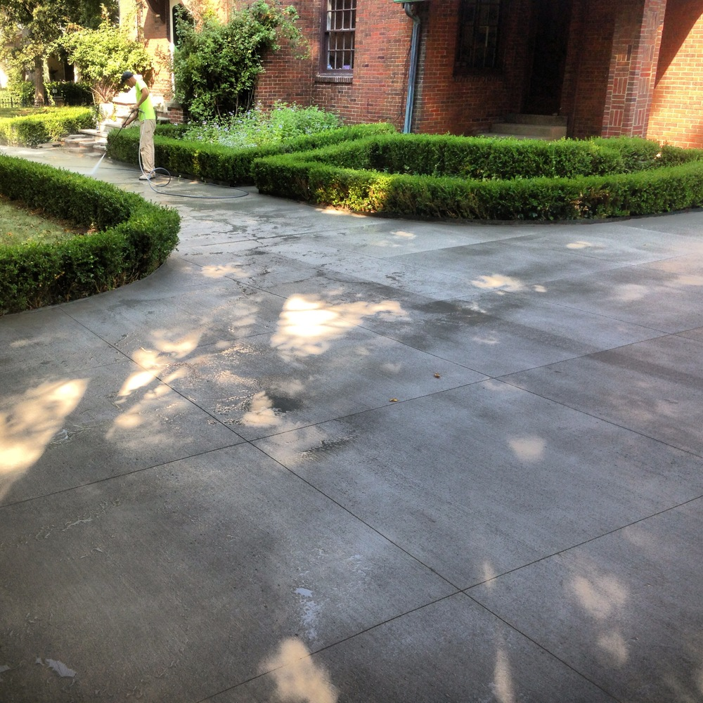 MATTINGLY CONCRETE INC DRIVEWAYS