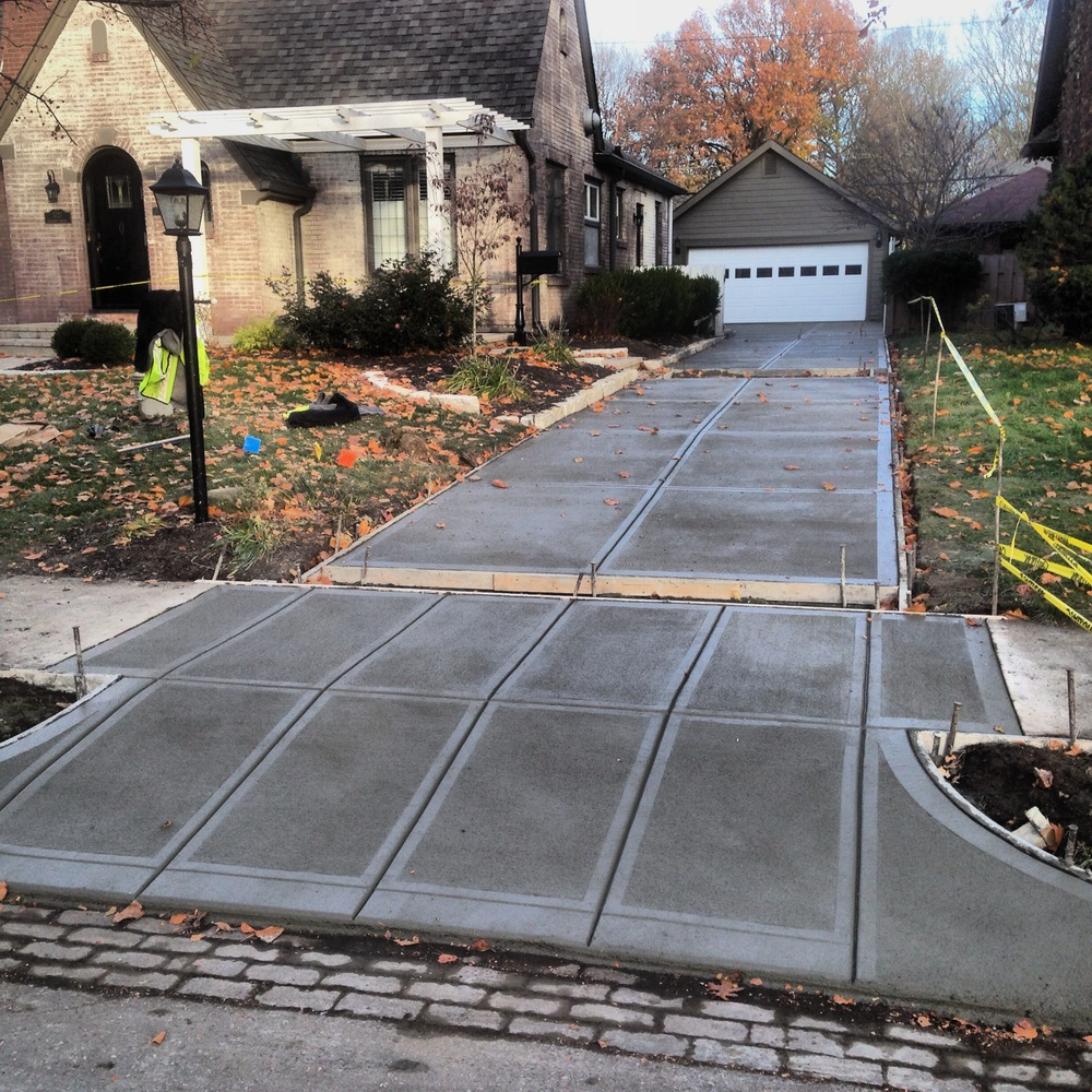 MATTINGLY CONCRETE INC