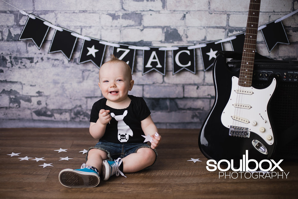 Soulbox Photography Cake Smash Photography