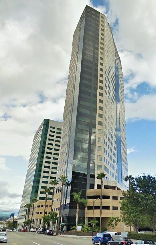 6. BURBANK - Tower Burbank, 3900 W. Alameda Ave., Burbank, CA 91505 - $109 million