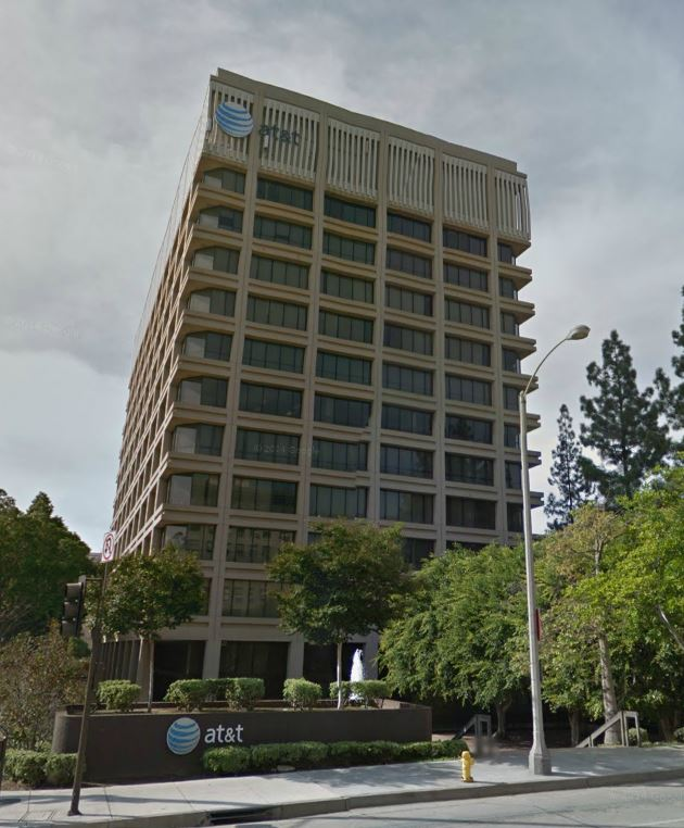 9. PASADENA - AT&T Building, 177 E. Colorado Blvd., Pasadena, CA 91105 - $81 million