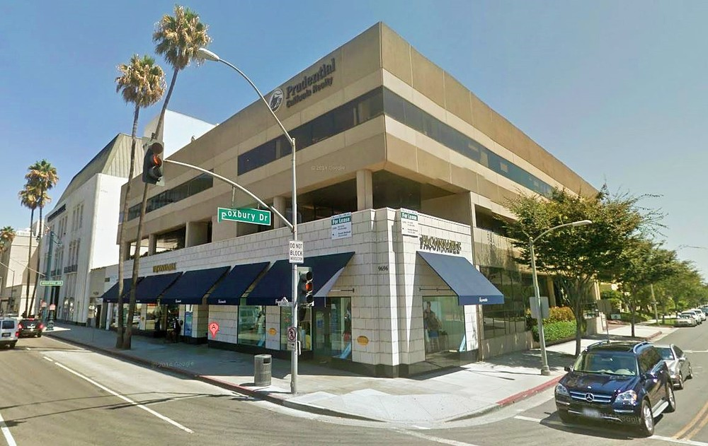 10. BEVERLY HILLS - Wilshire Roxbury Building, 9680-9696 Wilshire Blvd., Beverly Hills, CA 90212 - $77 million