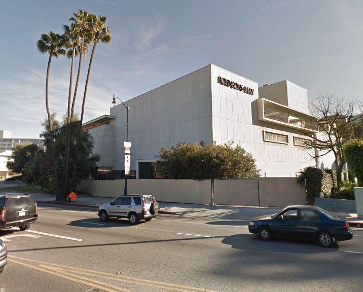 1. BEVERLY HILLS: Former Robinson's May Property - 9900 Wilshire Blvd., Beverly Hills, CA 90210 - $420 million