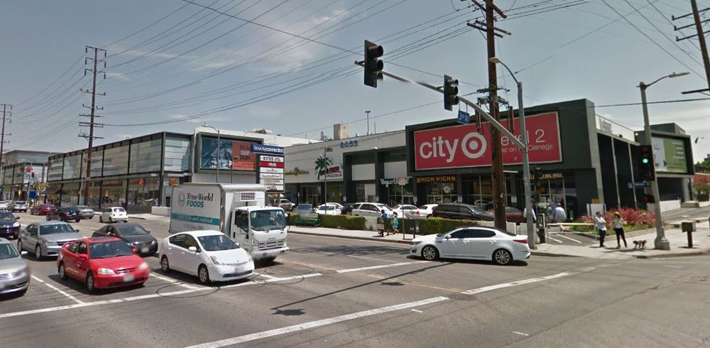 3. BEVERLY GROVE: Beverly Connection - 100 N. La Cienega Blvd., Los Angeles, CA 90048 - $260 million