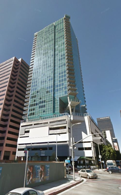5. DOWNTOWN: Watermarke Tower - 705 W. 9th St., Los Angeles, CA 90015 - $160.5 million
