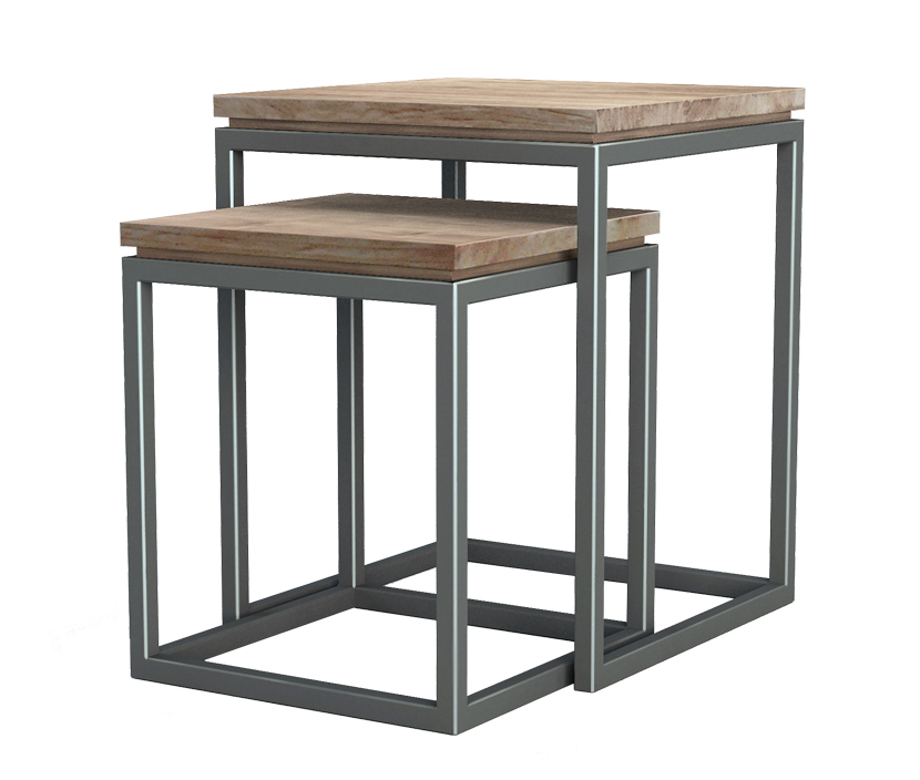NESTING TABLE (SET OF 2)