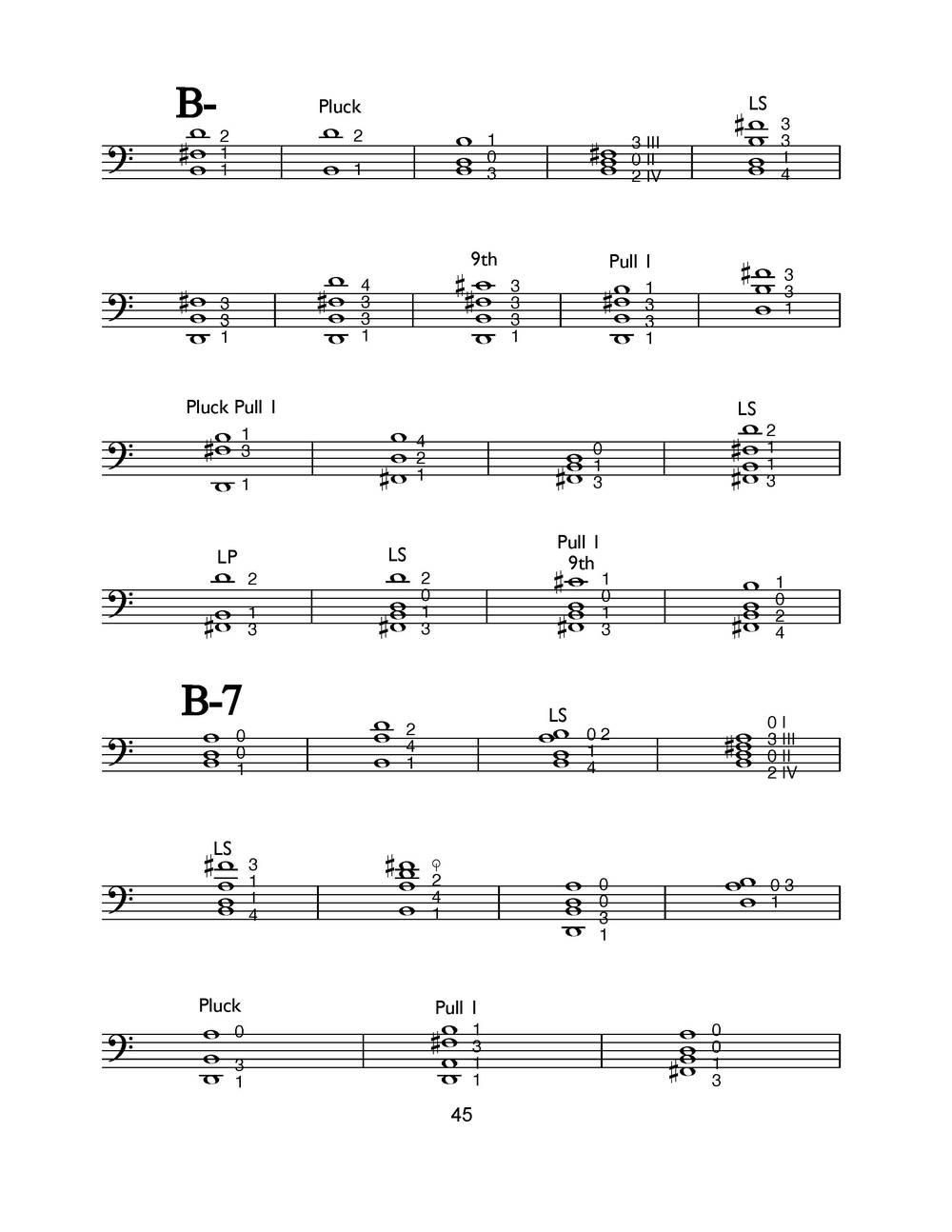 Cello Chords Bryan Charles Wilson