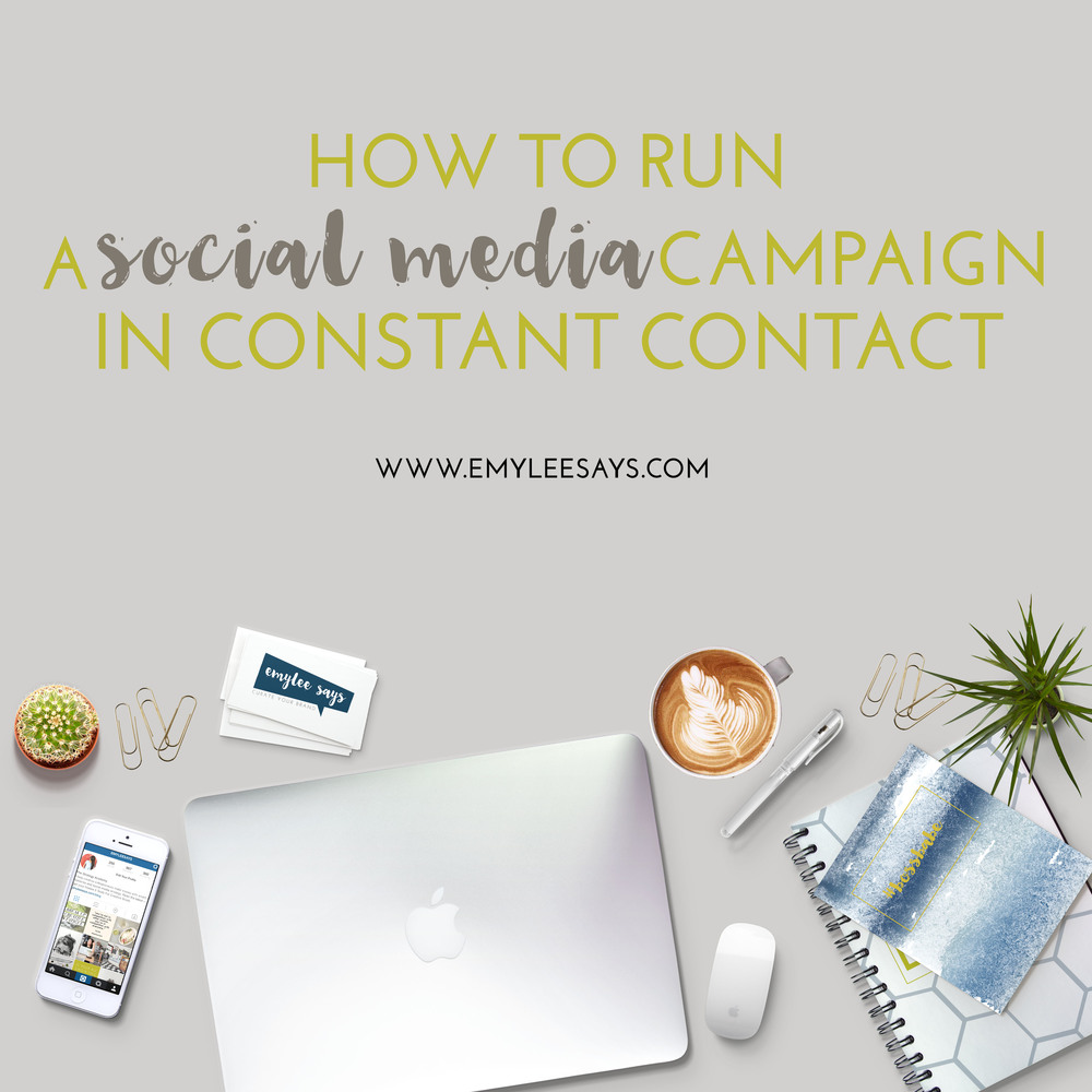 Learn how to reach all of your followers and get them all on your email list with Constant Contact's Social Media Campaigns.