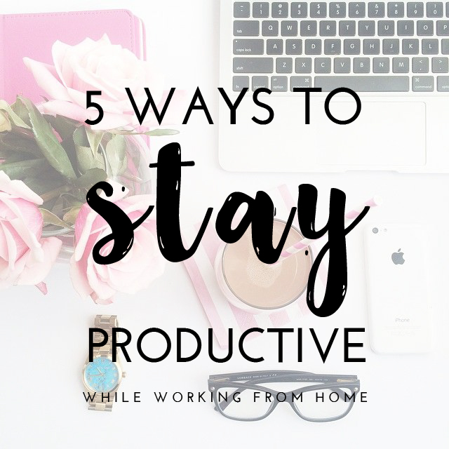 Hear from Bri Ramos of The Buzz Brand: her 5 tips to stay productive while working from home.