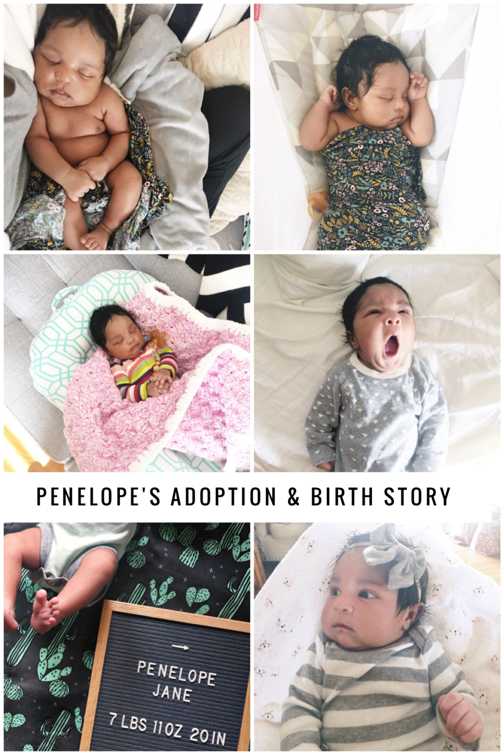 Adoption & Birth Story | www.emyleesays.com