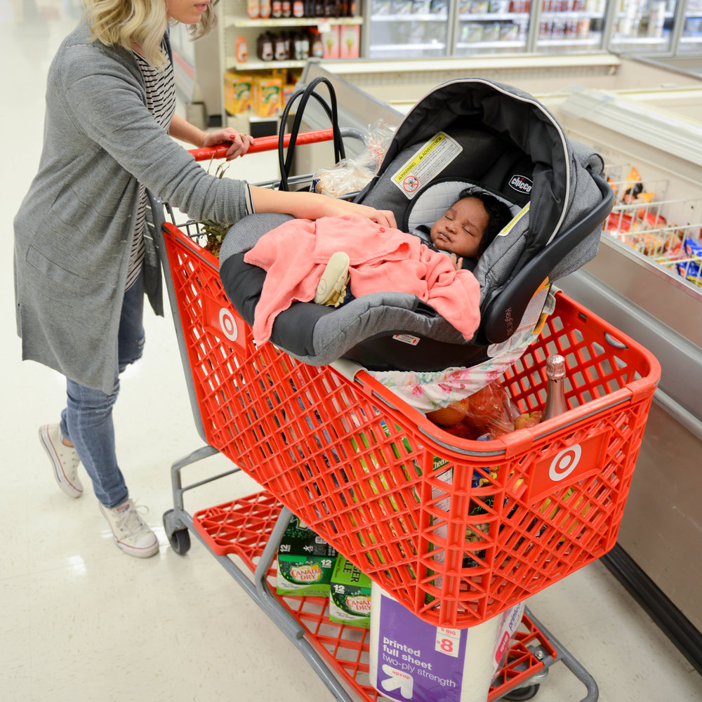 Binge Shopping at Target Just Got Easy Thanks to Binxy Baby — emylee