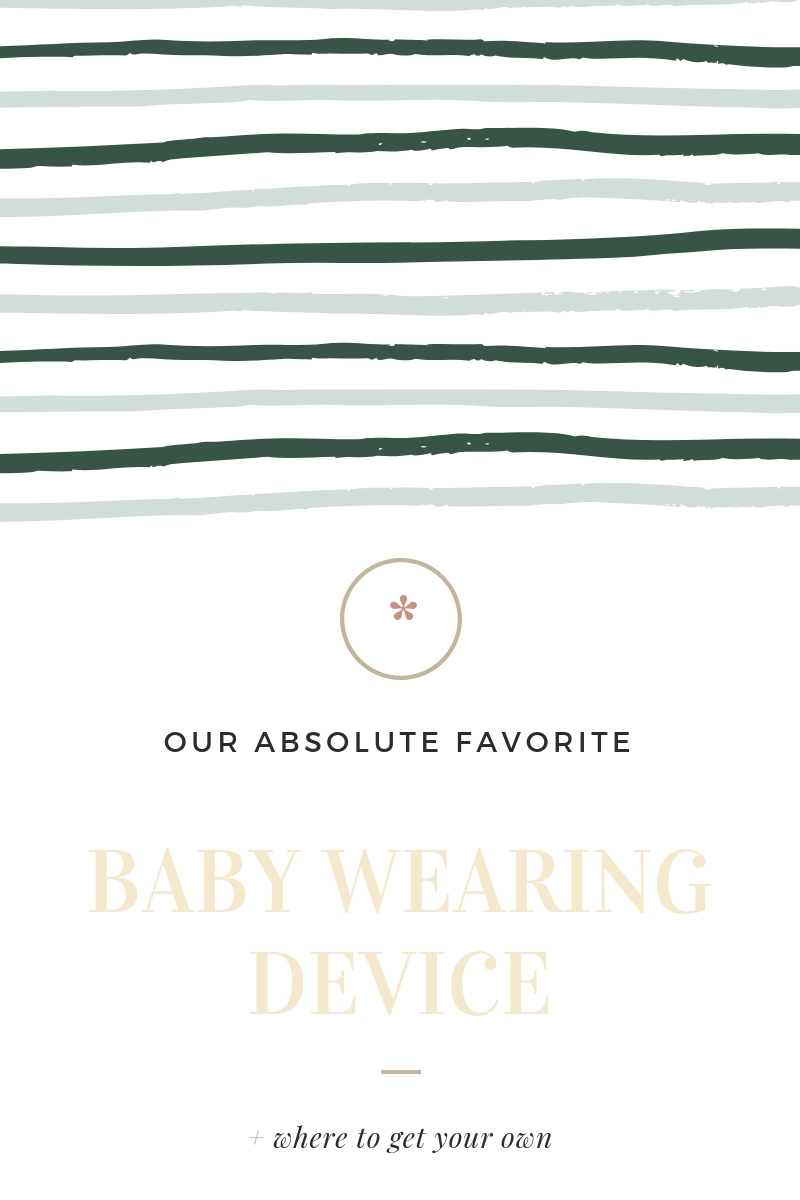 Wildbird Ring Sling | Best Device for Baby Wearing