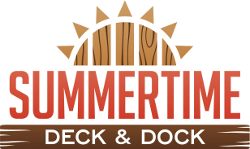 Summertime Deck and Dock