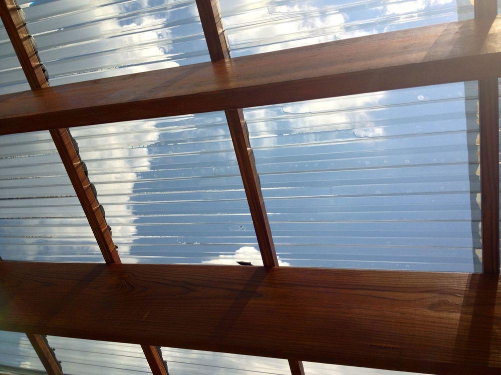 Moon Roof Pergola