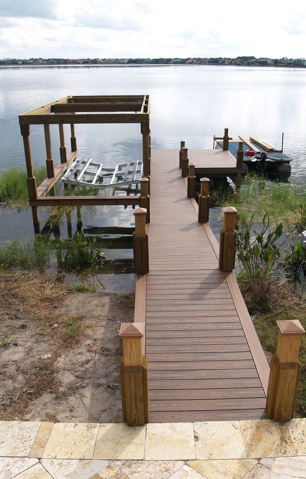 Trex Dock
