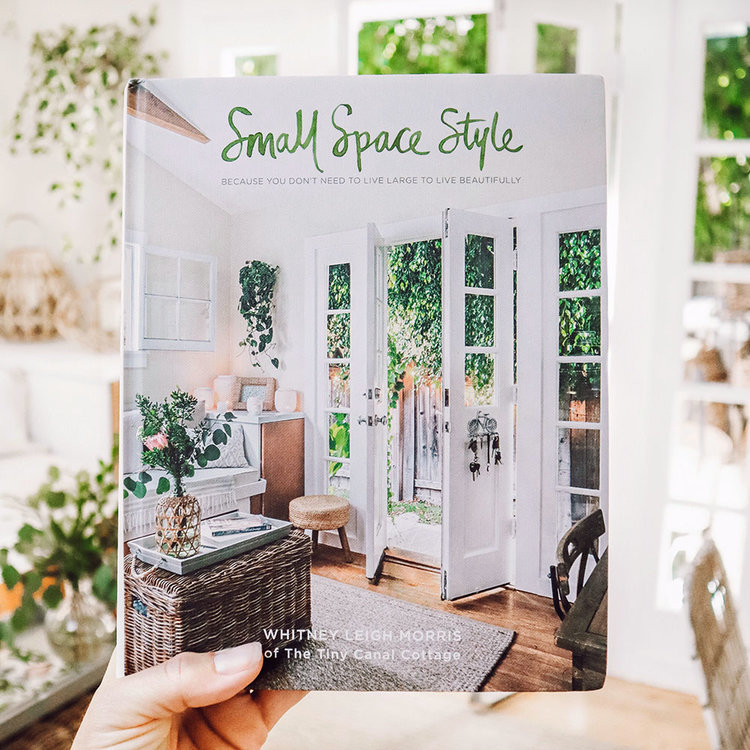 small space style because you dont have to live large to live beautifully