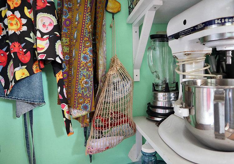 47a94c61e96 A Look Inside  Food Wrap Storage — The Tiny Canal Cottage