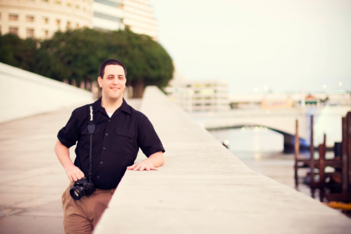 Our new Media Relations Manager, James Geiger