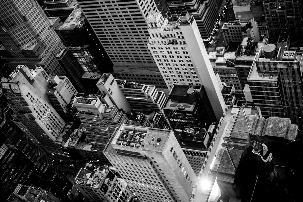 Top Of The Rock NYC Photographer