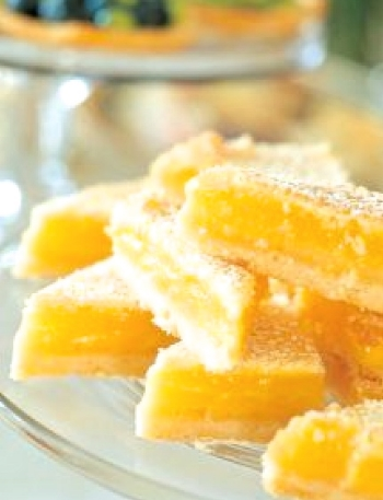 The Barefoot Contessa's scrumptious lemon bars